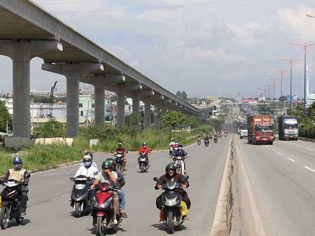 Nhat ho tro tuyen metro di Dong Nai va Binh Duong - Anh 1