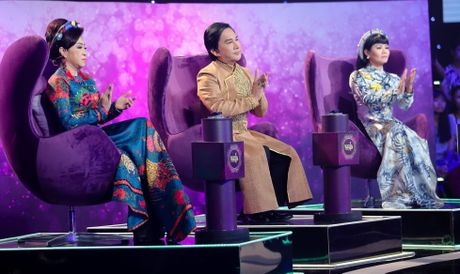 Toi nay Ngoc Huyen chinh thuc tai ngo khan gia qua tivi - Anh 1