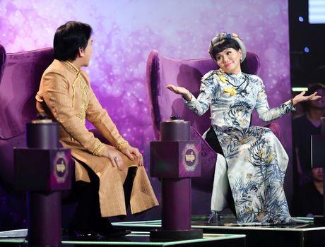 Toi nay Ngoc Huyen chinh thuc tai ngo khan gia qua tivi - Anh 3