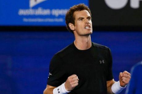 ATP Tour Finals: Danh bai Wawrinka, Murray tranh Djokovic o ban ket - Anh 1