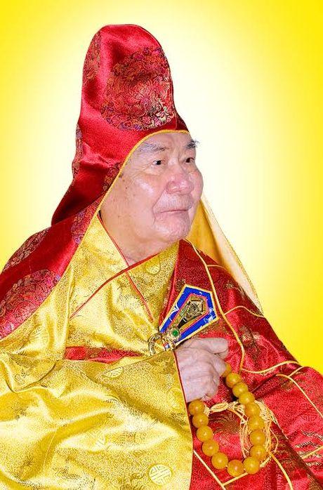 Lanh dao tinh Khanh Hoa vieng Pho Phap chu Thich Thien Binh - Anh 5