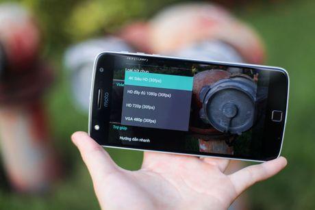 Mo hop Moto Z Play, camera 16 MP vua ve VN - Anh 13