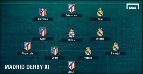 Ronaldo bi loai khoi sieu doi hinh derby Madrid - Anh 1