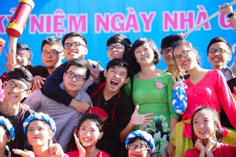 Hoc tro in anh thay giao than tuong ngay 20/11 - Anh 7