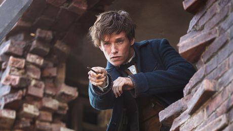 'Fantastic Beasts' du kien thu 200 trieu USD sau ba ngay - Anh 1