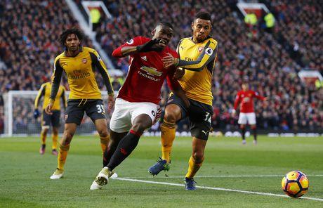 Mourinho tranh mat Wenger sau tran hoa that vong - Anh 3