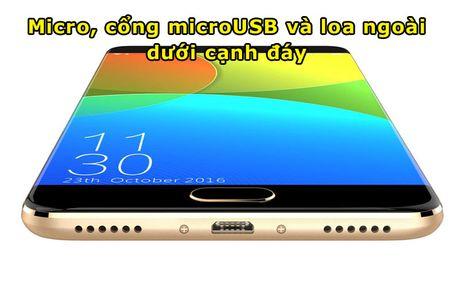 Smartphone thiet ke tuyet dep, chip 10 nhan, gia hon 3 trieu dong - Anh 10