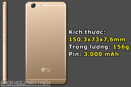 Smartphone thiet ke tuyet dep, chip 10 nhan, gia hon 3 trieu dong - Anh 3