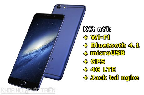 Smartphone thiet ke tuyet dep, chip 10 nhan, gia hon 3 trieu dong - Anh 4