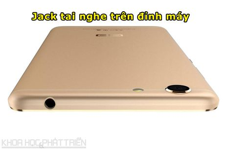 Smartphone thiet ke tuyet dep, chip 10 nhan, gia hon 3 trieu dong - Anh 9
