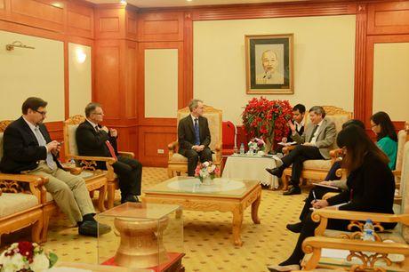 IAEA san sang ho tro hoat dong thanh sat tai Viet Nam - Anh 1