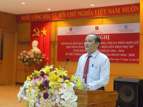 Agribank Khanh Hoa tao thuan loi toi da cho nong dan vay von phat trien - Anh 1