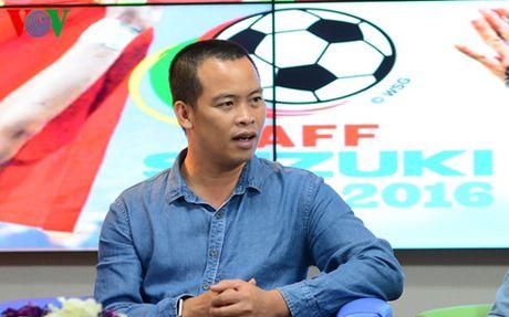 Nha bao Minh Hai du doan Viet Nam va Myanmar dan dau bang B AFF Cup - Anh 1