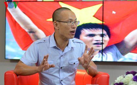 Nha bao Minh Hai du doan Viet Nam va Myanmar dan dau bang B AFF Cup - Anh 2