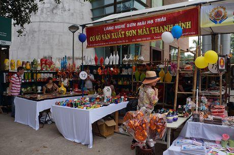 Hoi cho Craft Link: Noi ton vinh hang thu cong Viet - Anh 6