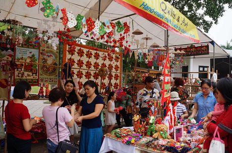 Hoi cho Craft Link: Noi ton vinh hang thu cong Viet - Anh 8