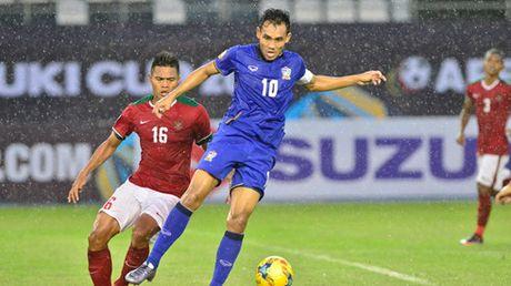 Teerasil Dangda lap hat-trick, Thai Lan thang thuyet phuc Indonesia - Anh 1