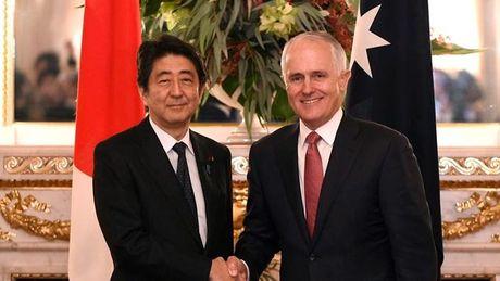 Nhat Ban, Australia se sua doi thoa thuan ho tro hau can - Anh 1