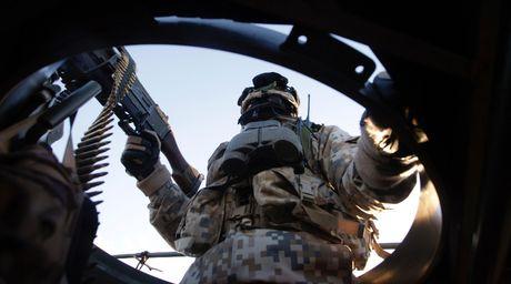 4.000 binh sy NATO tham gia tap tran 'Kiem Sat 2016' tai Litva - Anh 1