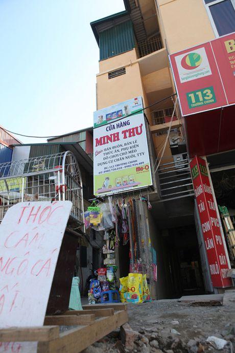 Ha Noi: Nha mong manh tren 'duong cong mem mai' - Anh 9