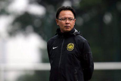 HLV Malaysia quyet xoa 'dop' tai AFF Cup - Anh 1