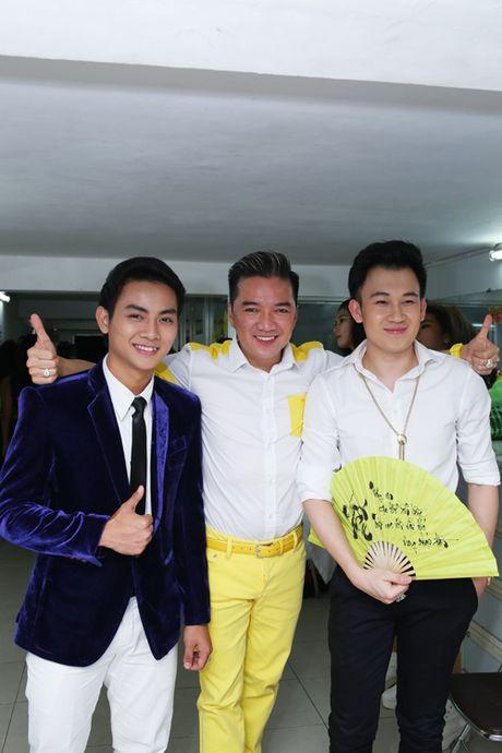 Nhung chuyen 'song gio' voi hoc tro cua Mr Dam, Khanh Thi - Anh 2