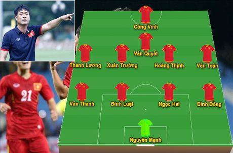 Link xem truc tiep Viet Nam vs Myanmar - Anh 1