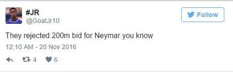 Barca hoa Malaga, Neymar bi 'troll' khong thuong tiec - Anh 3