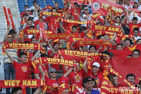 Fan nu Viet Nam tuoi tan 'dot lua' khan dai Thuwanna - Myanmar - Anh 10