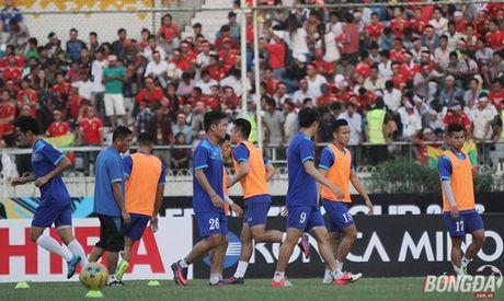 Fan nu Viet Nam tuoi tan 'dot lua' khan dai Thuwanna - Myanmar - Anh 15