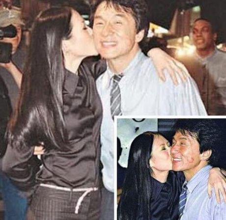 Diem mat kieu nu Thanh Long tung chup anh than mat - Anh 8