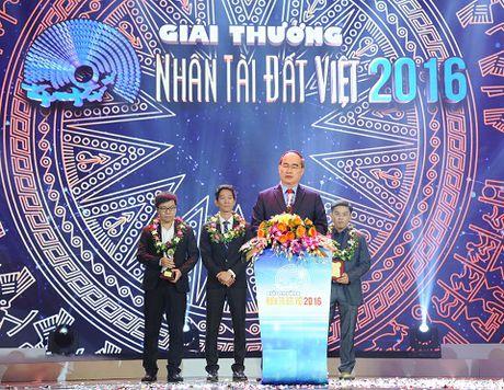 'Giai thuong Nhan tai Dat Viet dong hanh cung dat nuoc de khoi nghiep sang tao' - Anh 1
