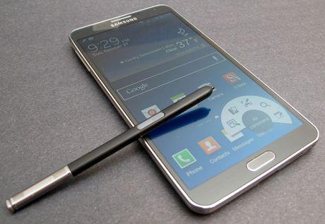 Samsung bat ngo ban Galaxy Note 3 tan trang - Anh 1
