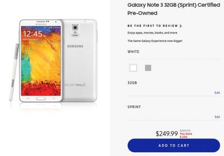 Samsung bat ngo ban Galaxy Note 3 tan trang - Anh 2