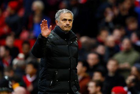 HLV cua M.U Jose Mourinho: 'Quy do la doi... den nhat Premier League' - Anh 1