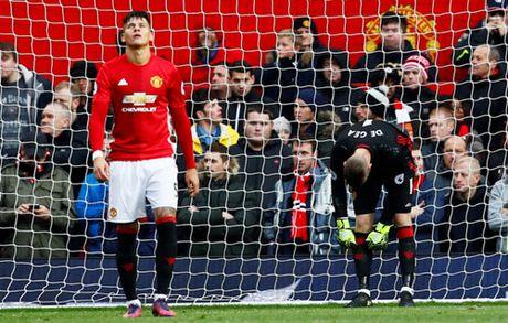 HLV cua M.U Jose Mourinho: 'Quy do la doi... den nhat Premier League' - Anh 2
