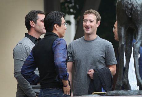 Tranh cai ve vai tro kiem duyet tin tuc cua Facebook, Google chua co hoi ket - Anh 1