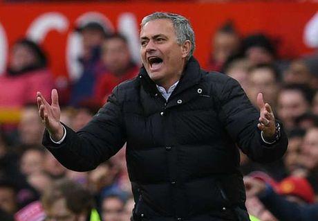 Mourinho: M.U la doi kem may man nhat Premier League - Anh 1