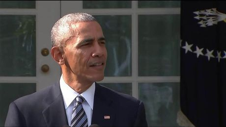Ong Obama chay dua cuu di san - Anh 1