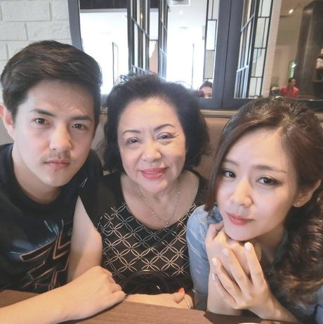 Cuoc song nhung lua dang mo cua em gai Ong Cao Thang - Anh 2