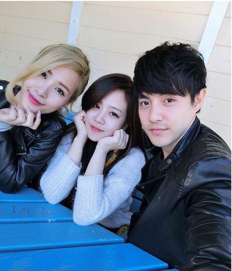 Cuoc song nhung lua dang mo cua em gai Ong Cao Thang - Anh 3