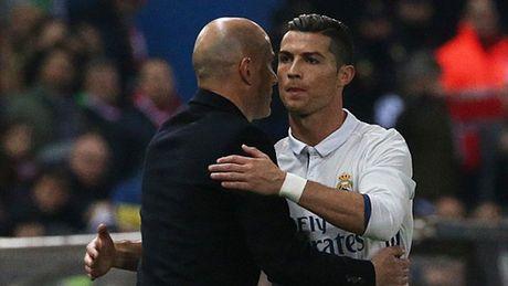 Real de bep Atletico nho cong Ronaldo - Anh 1