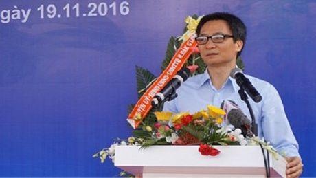 Pho thu tuong Vu Duc Dam tri an cac nha giao tai xa vung sau tinh Dak Nong - Anh 1