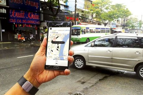 Uber van phot lo quy dinh - Anh 1