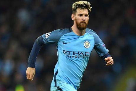 Vi Messi, Man City chi luong sieu khung 500000 bang/tuan - Anh 1