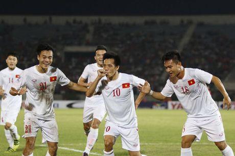 Myanmar – Viet Nam: Dang cap thu quan (bang B AFF Cup 2016) - Anh 1