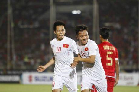 DT Viet Nam: Van Quyet mo hang, fan ngap tran vui suong - Anh 2