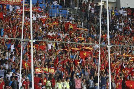 DT Viet Nam: Van Quyet mo hang, fan ngap tran vui suong - Anh 7