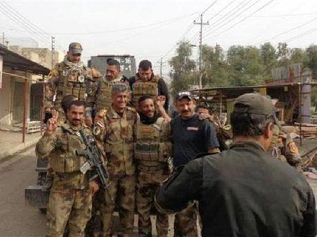 Luc luong an ninh Iraq tieu diet 43 phien quan IS - Anh 1