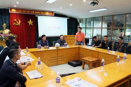 Ban doc An ninh Thu do hung khoi nhan giai 'Du doan thong minh - Rinh qua y nghia' - Anh 1